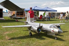 Paul and his beautiful B-26 at Warbirds Over Delaware 2012