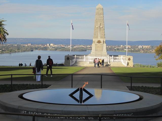 Memorial, Kings Park