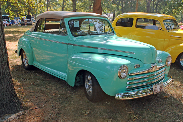 1947 ford super deluxe 2 door convertible club coupe 2 of for 1947 ford 2 door