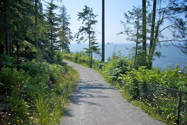 Merilees Trail Stanley Park