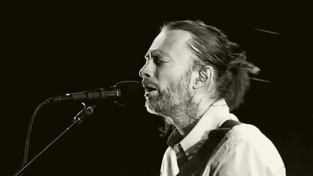 Thom Yorke, Nimes 11/07/2012