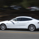 Tesla's new Model S luxury sedan is a sweet ride