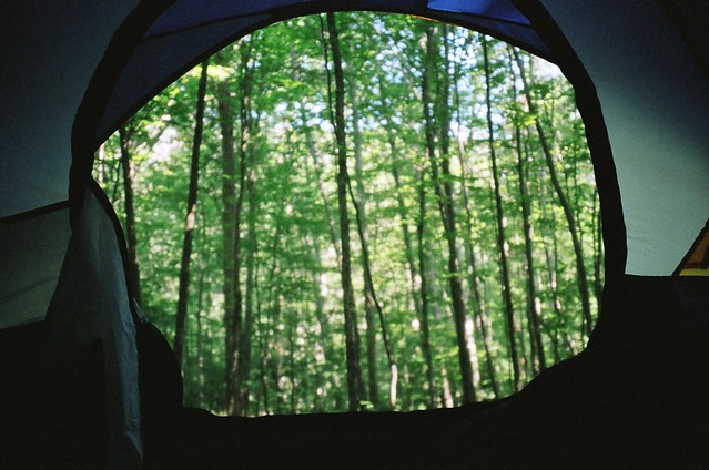 camping upstate