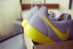 Nike Roshe Run - Speed Yellow