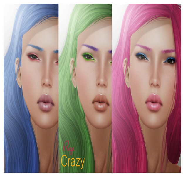 -Glam Affair-  Roza - Natural - I'm Crazy - AD