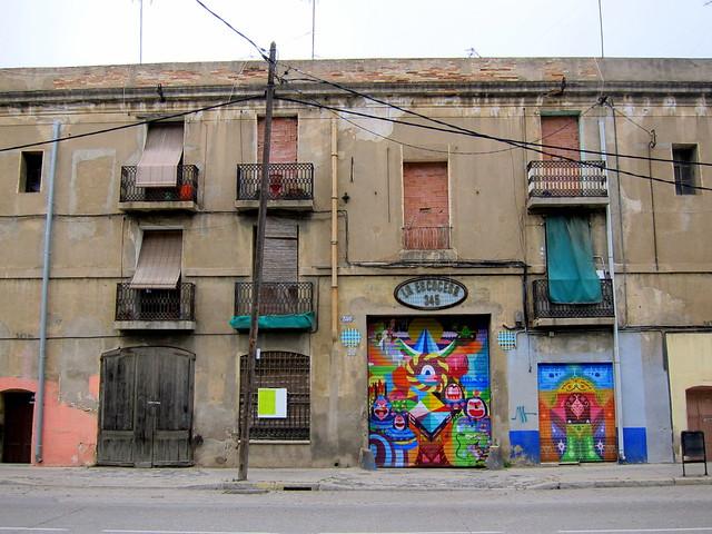 graffiti | barcelona sant marti 2012