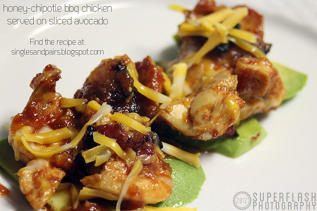 Honey-Chipotle BBQ Chicken   Flickr - Photo Sharing!