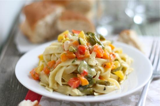 Summer Pasta Primavera 2