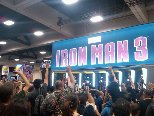 Comic-Con Marvel