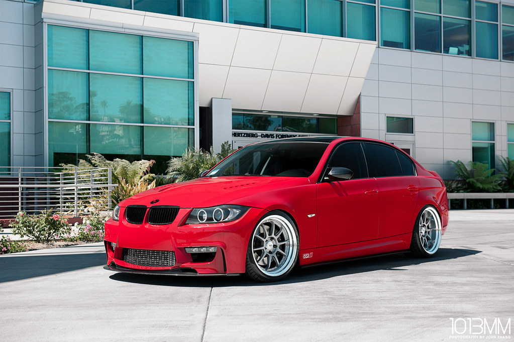 SSR Wheels BMW 335i