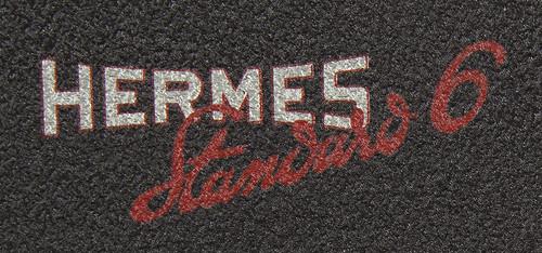 Hermes Standard 6 logo