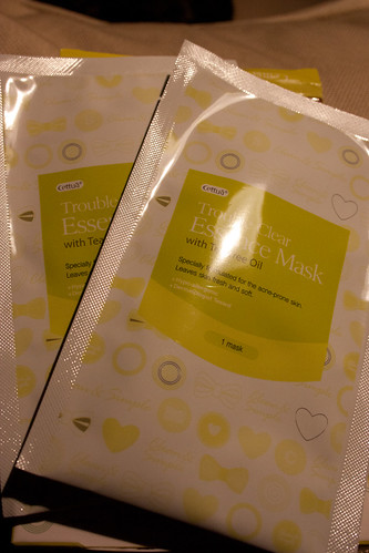 cettua tea tree mask