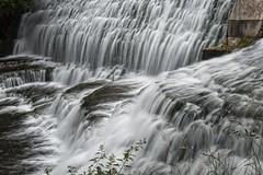Waterfall, Belfountain, Ontario
