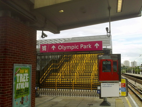 Olympic Park by LoopZilla