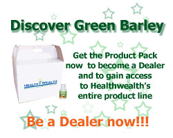 Green Barley Dealership