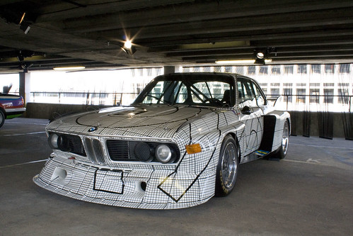 ART DRIVE! BMW ART CAR COLLECTION 1975–2010