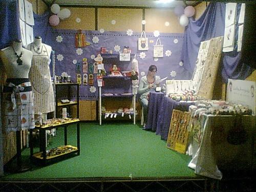 O stand de mira by ♥Linhas Arrojadas Atelier de costura♥Sonyaxana