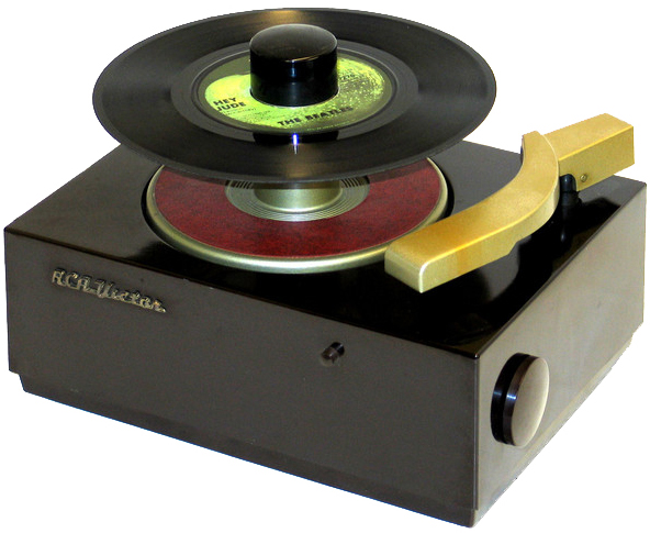 RCA 45 turntable