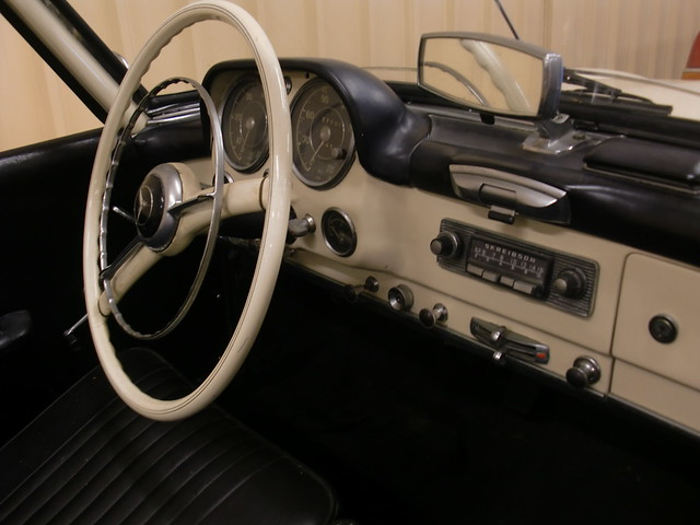 dashboard 190 sl