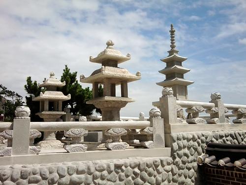 Mini-pagodas