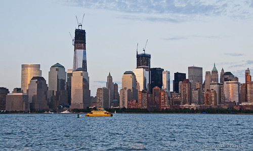 lower manhattan by Alida's Photos