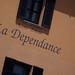 Small photo of La Dependence