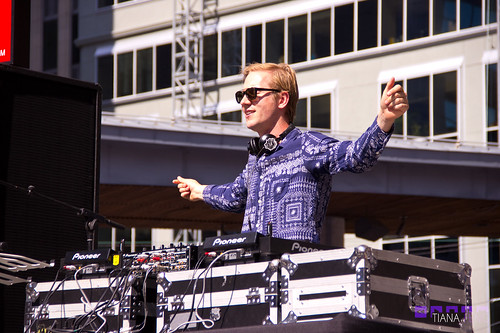 Riton @ Mad Decent Block Party- Toronto 2012