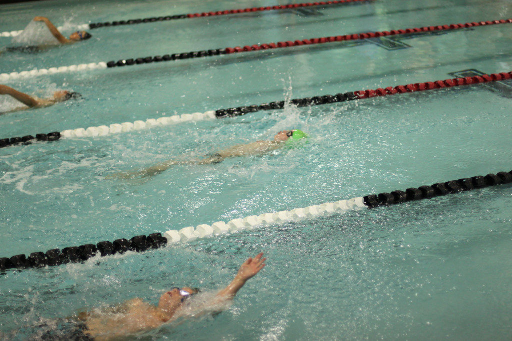 About To Win 25 Backstroke