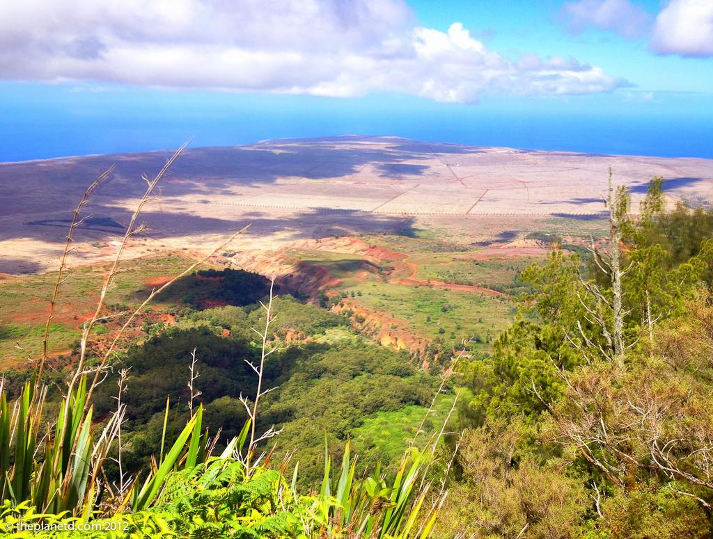 island of lanai hawaii