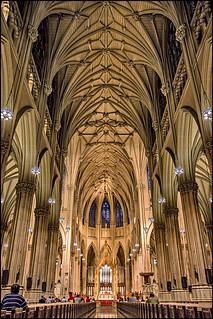 St. Patrick's Cathedral - Portrait