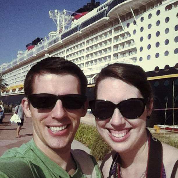 On our way to go snorkeling. Day #2 aboard the #disneydream.