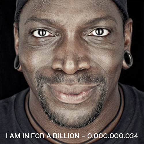 0.000.000.034: Hi, I am Derrick Green from Brazil. I am a Non-Violence and Peace Ambassador. Join the movement and GIVE PEACE A FACE by signing up your face just like me…and write a message to the world right here. Thank you and have fun!Derrick