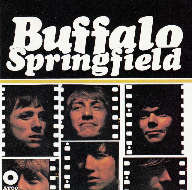Buffalo Springfield-8 album