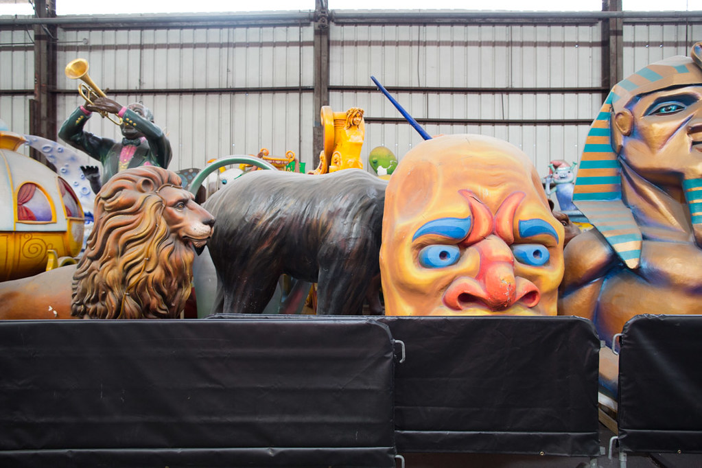 Mardi Gras World | New Orleans
