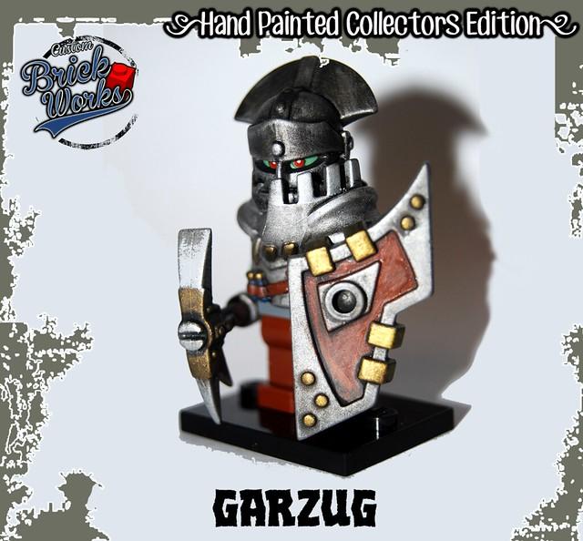 [MOC] Custom and Custom Painted Figures 29217430925_d5aeac3e70_z