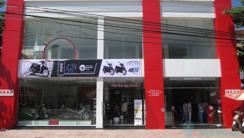Head Honda VAC 2 Sóc Sơn