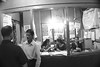 Goa in B&W: Golden Heart Emporium (bookshop) at Margao