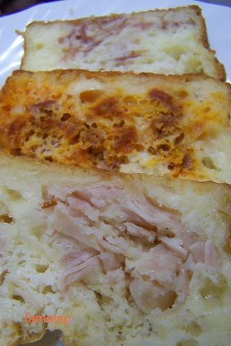 Pan salado de Antonia