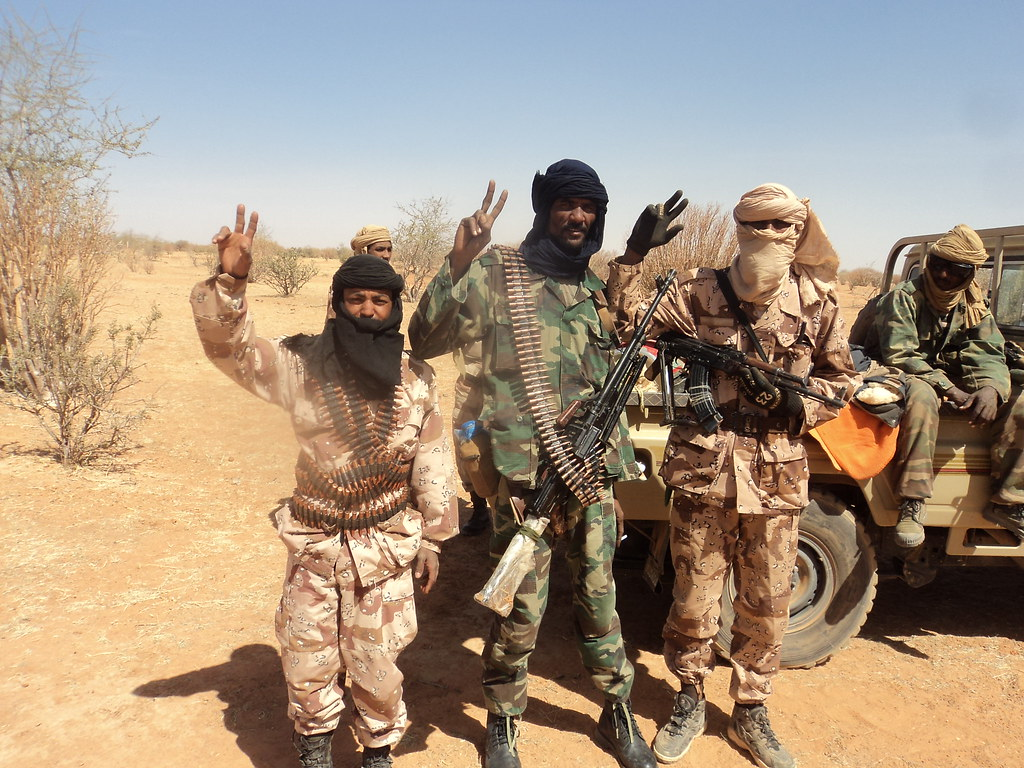 Mali begins Touareg dialogue | بدء الحوار بين مالي والطوارق | Le Mali entame le dialogue avec les Touaregs