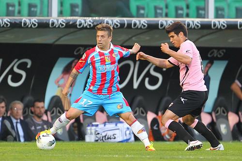 Calcio, Palermo-Catania: presentazione del derby$