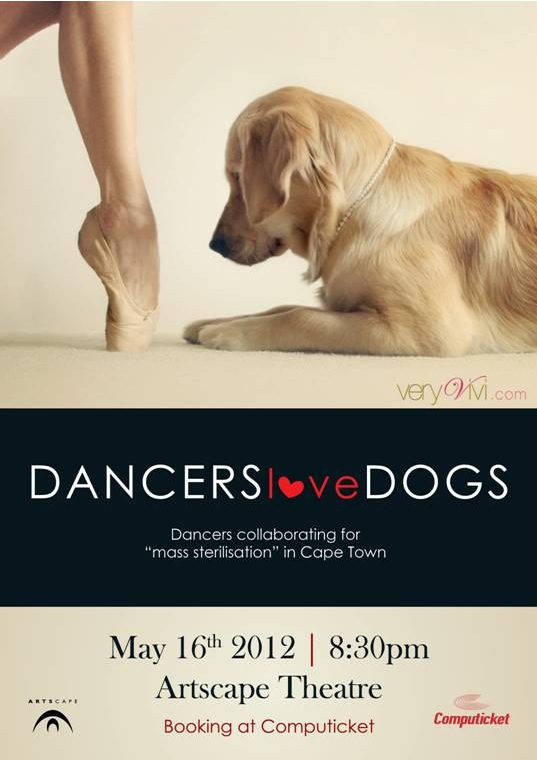 Dancers Love Dogs