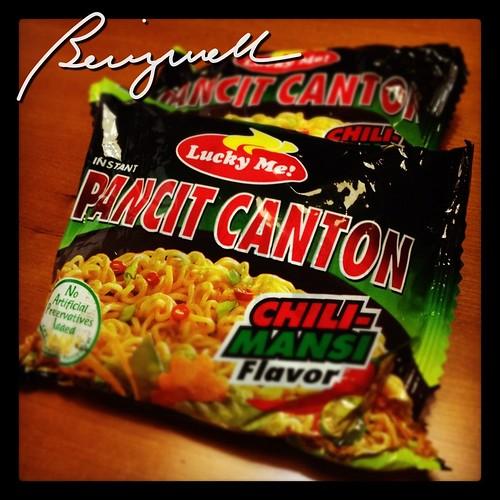 Lucky Me! Pancit Canton