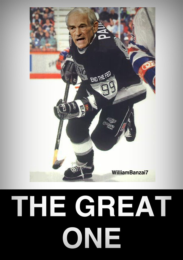 THE GREAT ONE POSTER