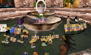 The Band Fantasy Faire 2012 Ya Mon