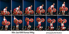 Korean Weightlifting