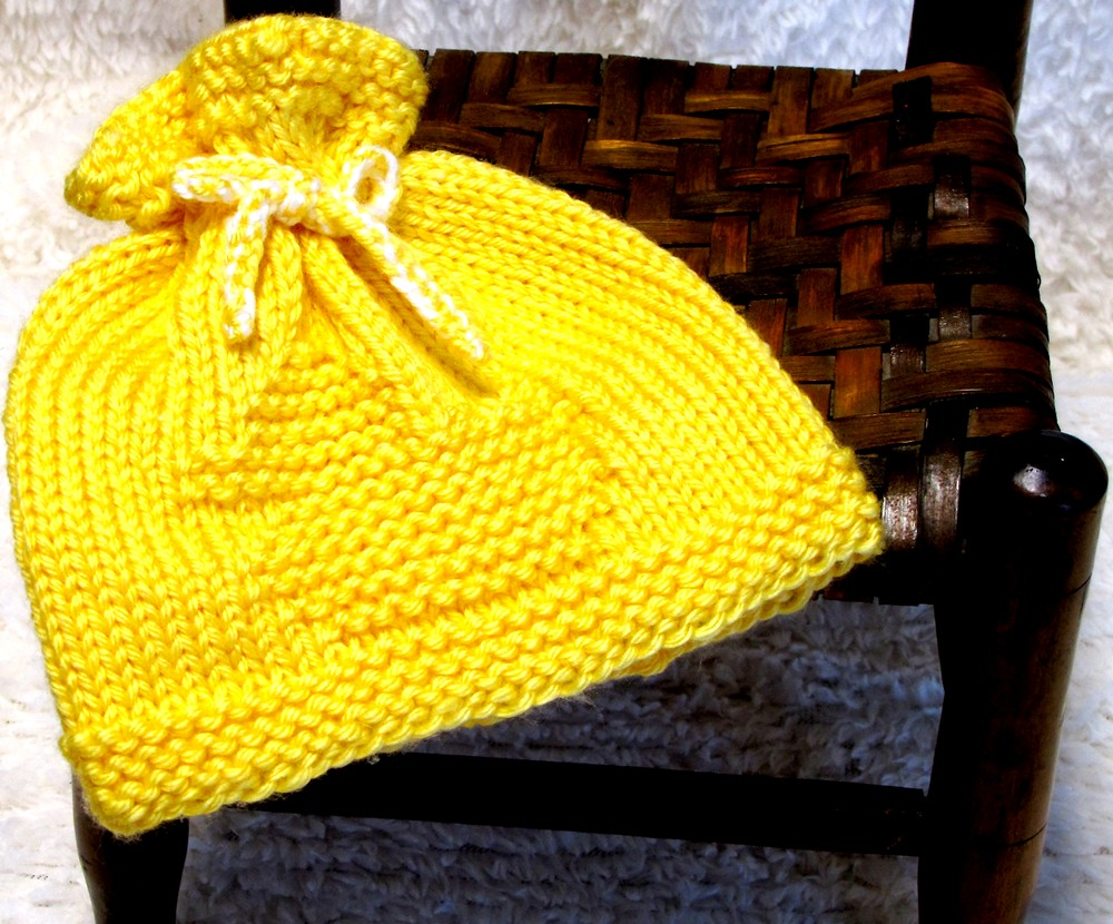 25303601 ... LLC KNITTING PATTERN - RUBBER DUCK EZ BABY Hat | by Easy Care Baby  Knits, LLC