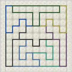 nonomino sudoku outline