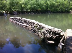 Olde Rope Mill Dam