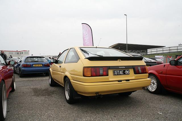 Toyota Corolla AE86