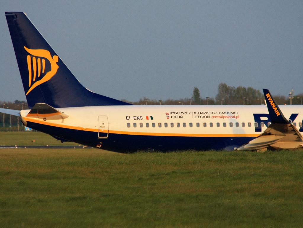 EI-ENS - B738 - Ryanair